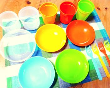 お花見&ホームパーティーにも!鶴岡の整理収納アドバイザーが教える「100均のプラ食器&収納術」