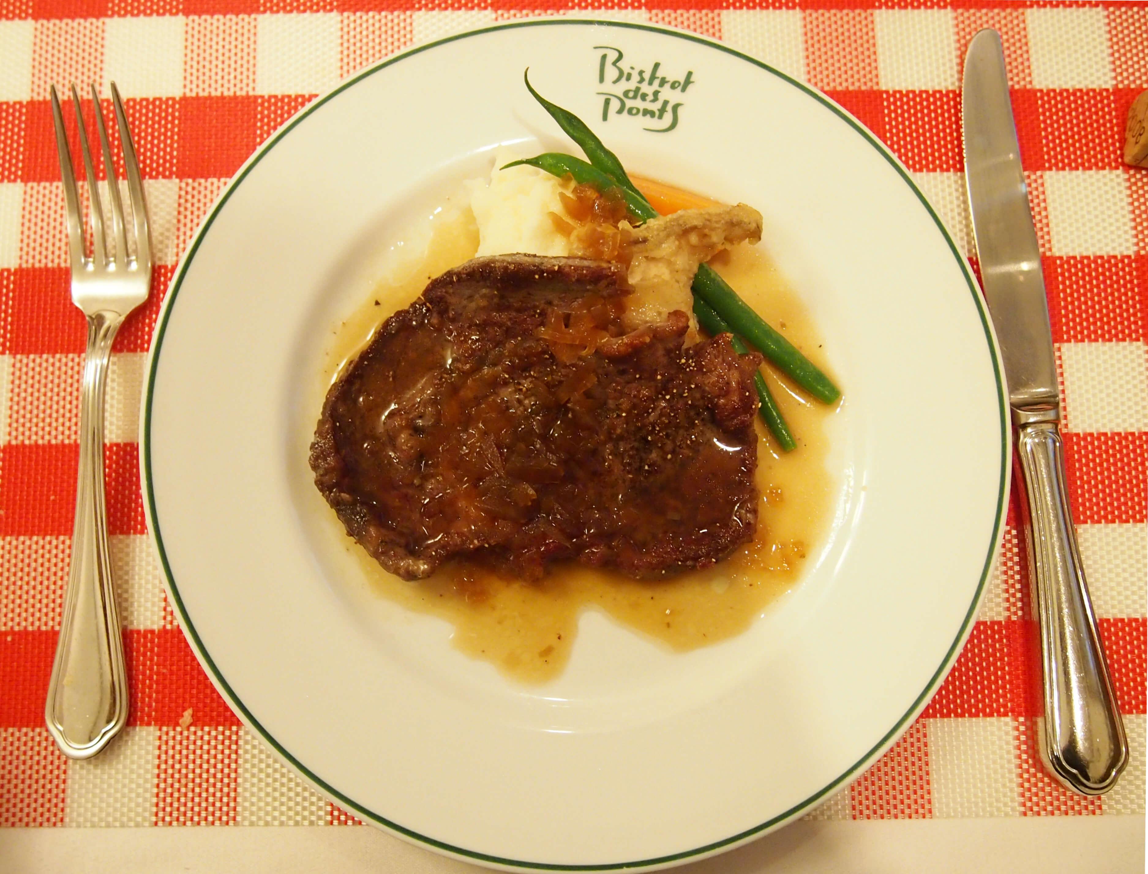 ちょっと奮発したい日に…フランス料理店「ビストロ・デ・ポン」でディナー【三川町】