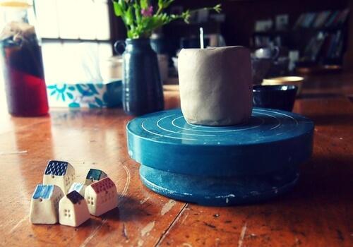 【習い事】時間を忘れて没頭!「陶芸」体験レポート【藤島】