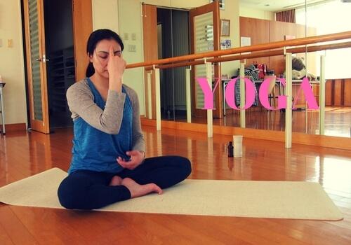 【水曜日連載#7】ヨガ講師が教える!リフレッシュにつながる呼吸法