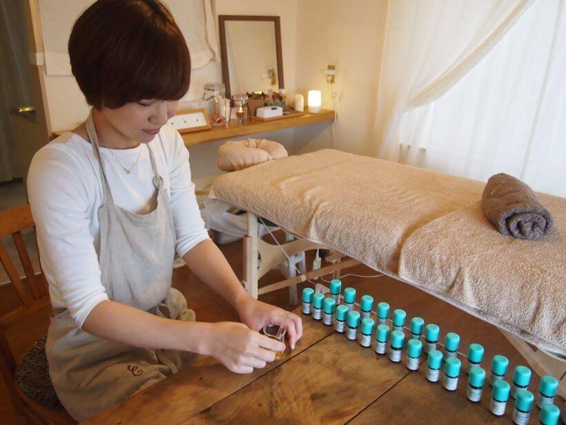 非日常空間で癒やしのひととき!プライベートサロン「calme aromatherapy」【酒田】