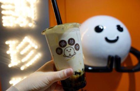 【新店】台湾発黒糖タピオカ専門店「謝謝珍珠」が鶴岡Foodeverにオープン